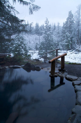 Retreat to Breitenbush Hot Springs with Joanna Dunn and Ada Riley