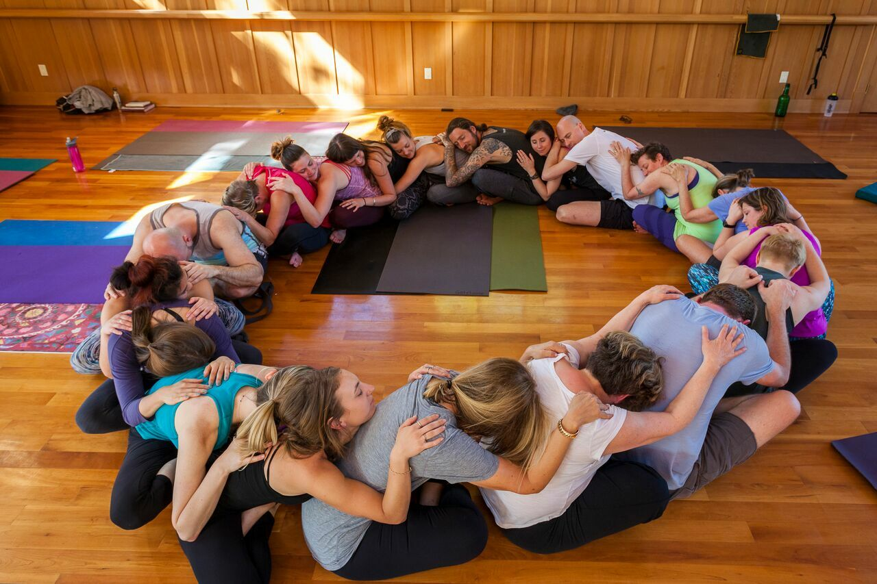 Spring Yoga Retreat to Saltspring Island with Unity Retreats