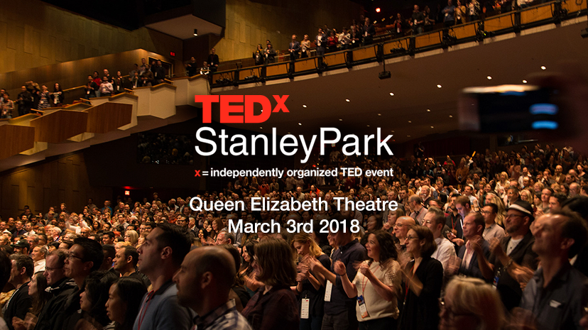 Conscious Living Network at Tedx Stanley Park