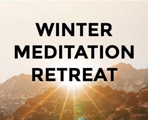 Winter Meditation Retreat at Shambhala Los Angeles