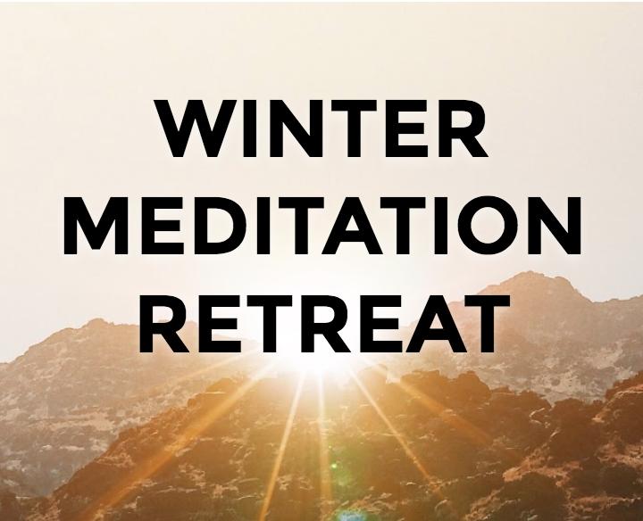 Winter Meditation Retreat at Shambhala Los Angeles