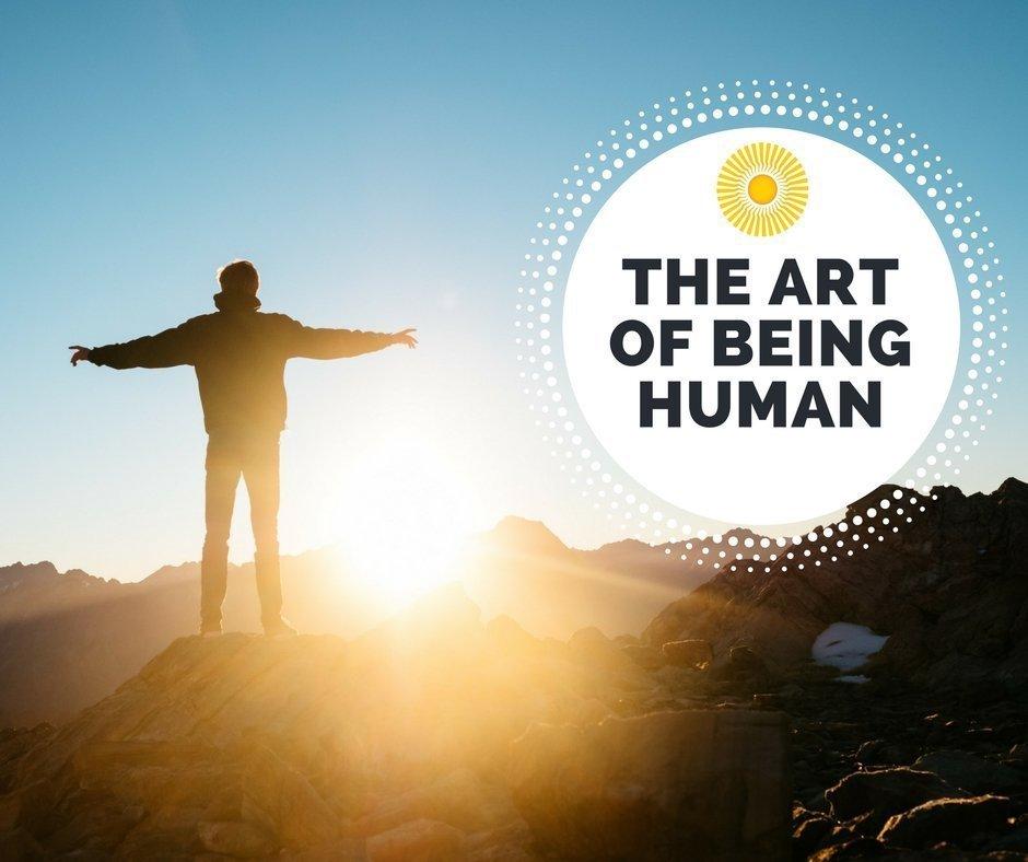 "Shambhala Meditation Retreat: ""The Art of Being Human"""