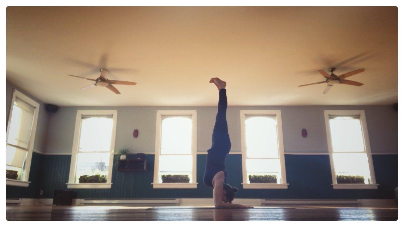 Deep Twists : Yoga Workshop