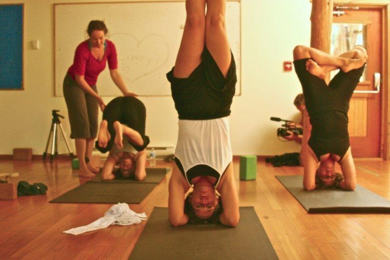 Summer Yoga Retreat to Cortes Island