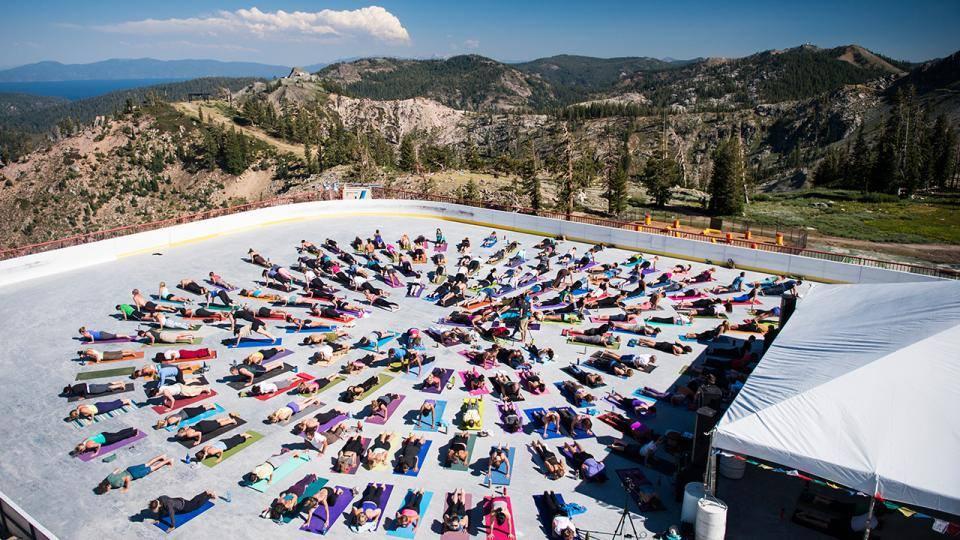 Wanderlust Yoga Festival