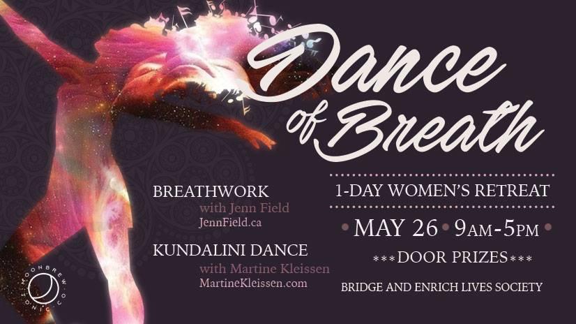 Dance of Breath: One Day Women's Retreat