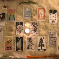 A Glimmer of Tarot Workshop with Home Wellness PDX