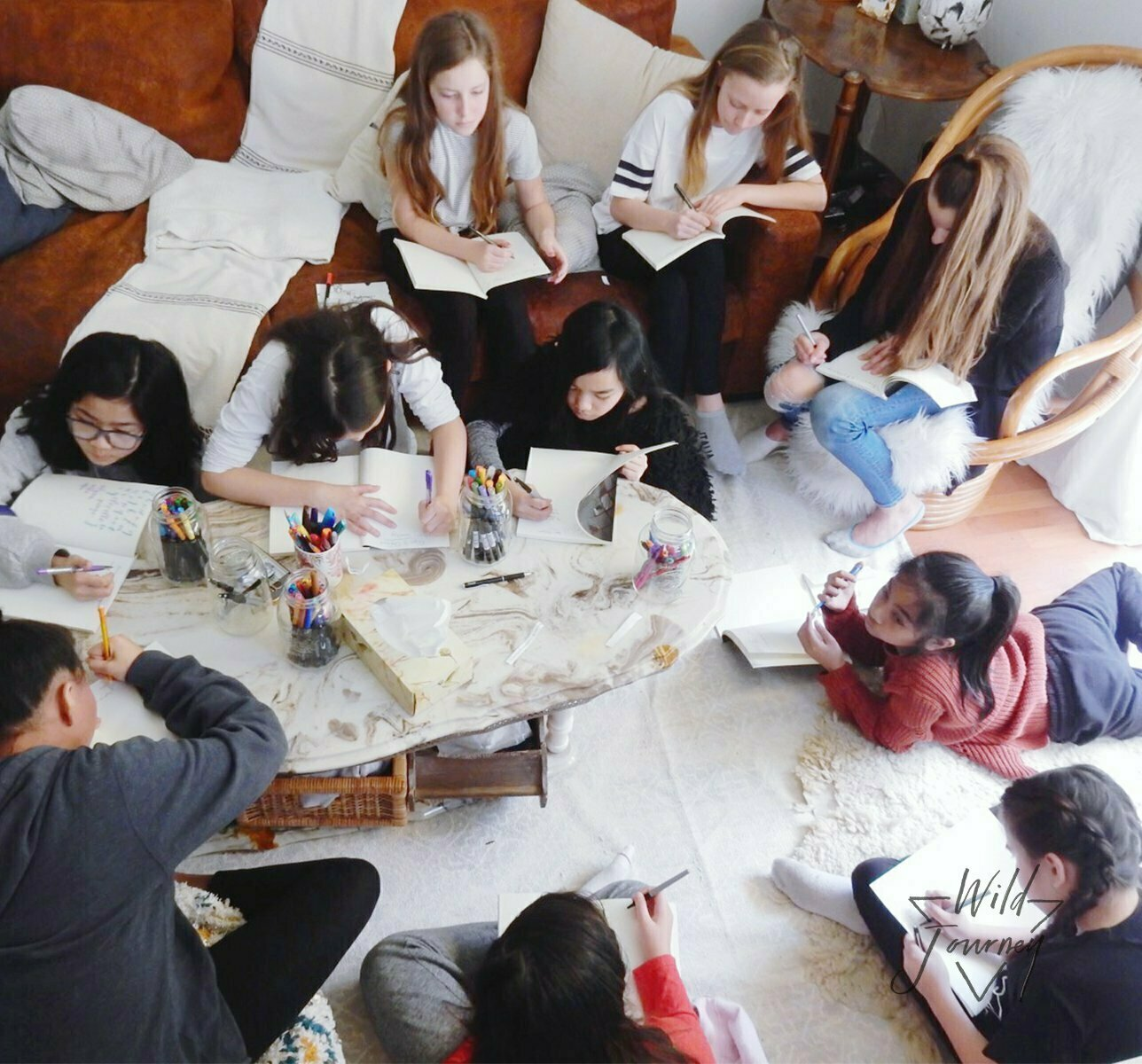 Empowerment Workshop for Teens
