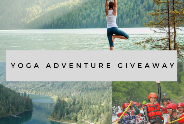 Win A Yoga Adventure THIS SUMMER!