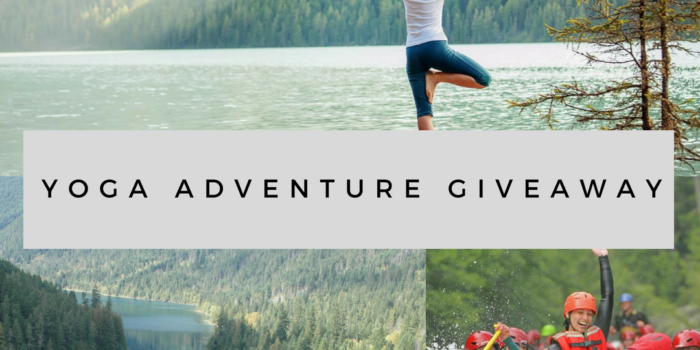 Win A Yoga Adventure THIS SUMMER