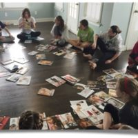 Inner Beauty Workshop for Girls at Root Yoga Seattle