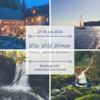 Wise Wild Woman Yoga + Nature Retreat in BC