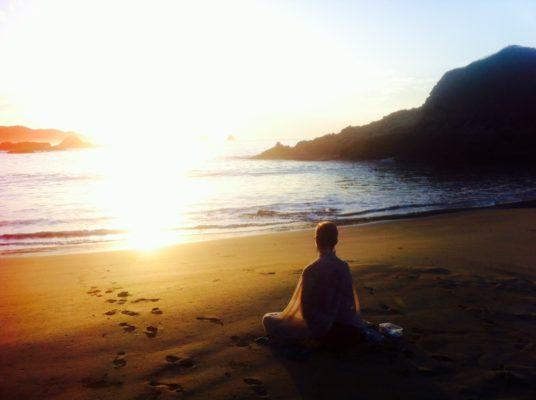 New Year's Hridaya Silent Meditation Retreat on Whidbey Island