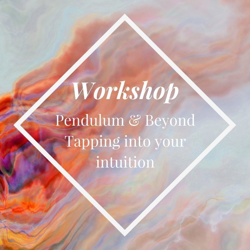 Pendulum & Beyond – Tapping Into Your Intuition: Workshop in Port Moody