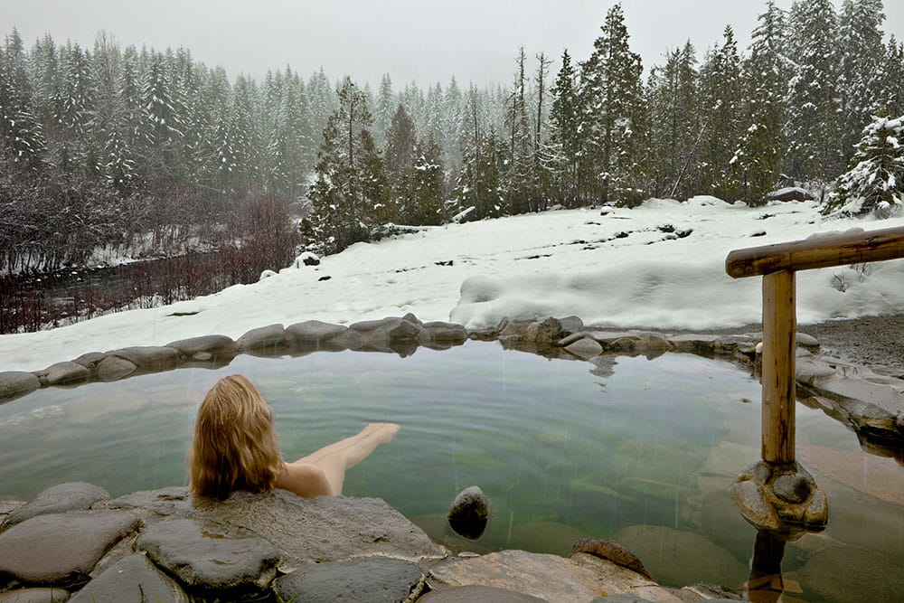 Winter Awakening to the Sacred at Breitenbush with Sarahjoy Marsh