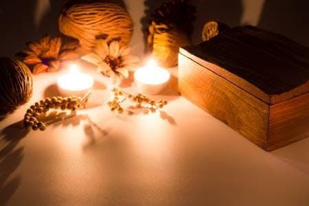 END-OF-YEAR WINTER EQUINOX CEREMONY & MEDITATION - Head + Heart