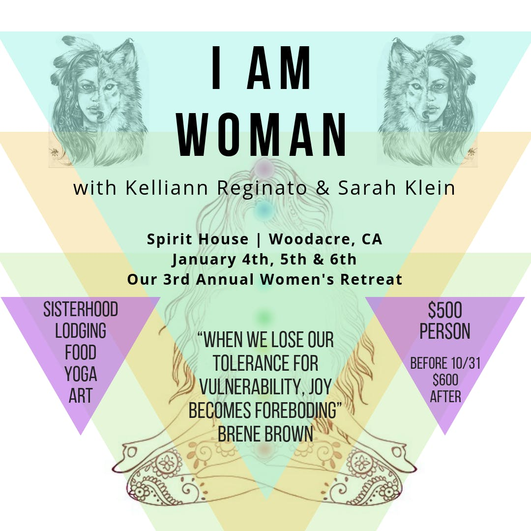 I Am Woman Retreat < Head + Heart: Discover Mindful Events and Community