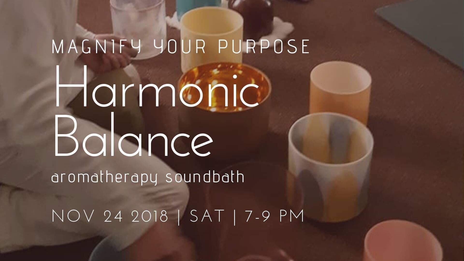 Aromatherapy Sound Bath for Deep Relaxation and Release
