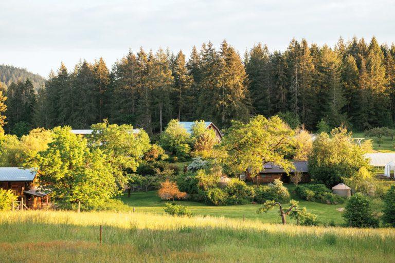 Yoga Retreat Stowel Lake Farm