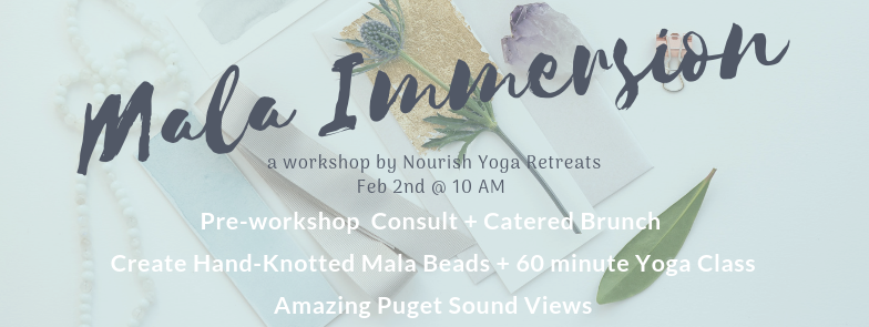 Mala Immersion Workshop with Carrie Johnson < Head + Heart: A Mindful Calendar