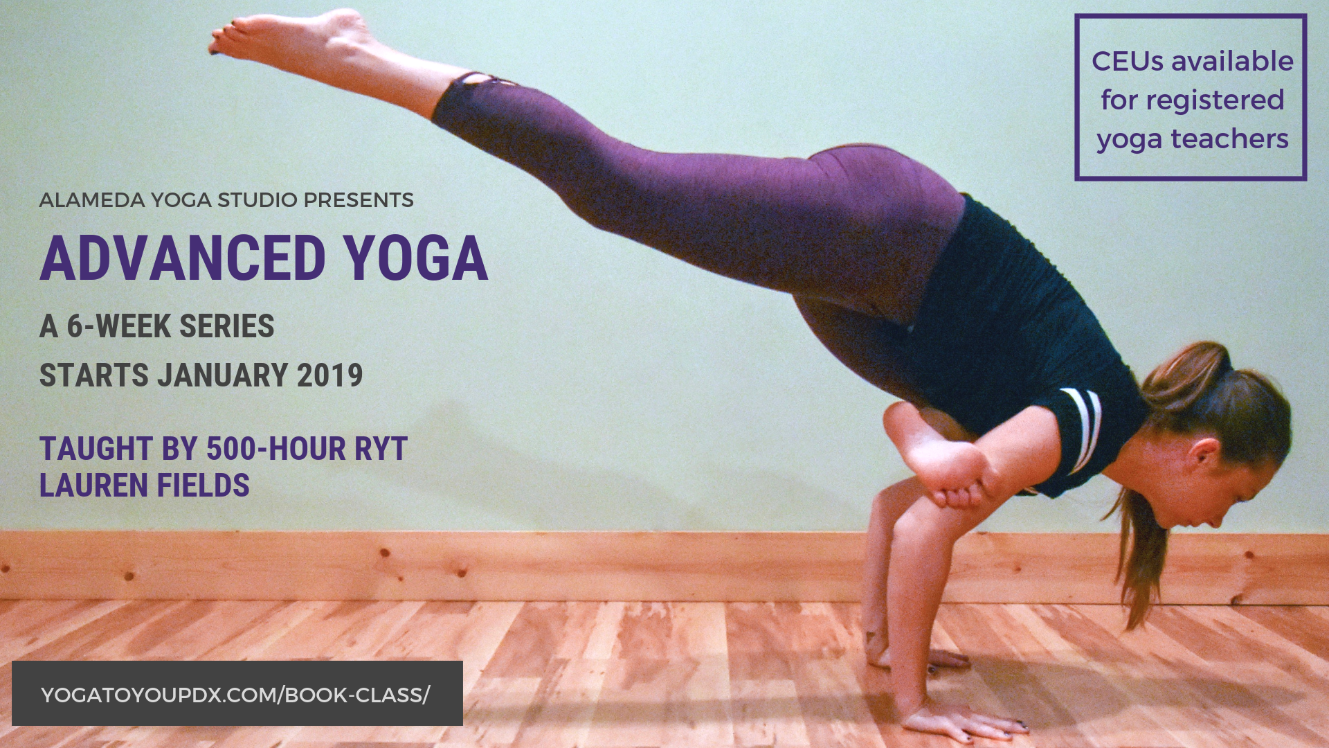 Advanced Yoga Workshop Series < Head + Heart: A Mindful Calendar