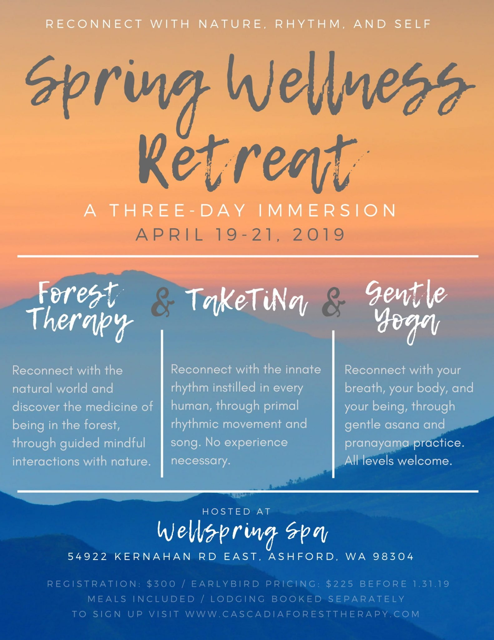 Wellness Retreat to Wellspring Spa < Head + Heart: A Mindful Calendar