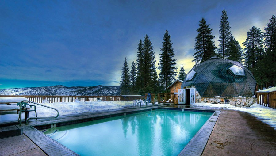 Reignite Your Bliss: Yoga & Hot Springs Getaway with Luminous Awakening