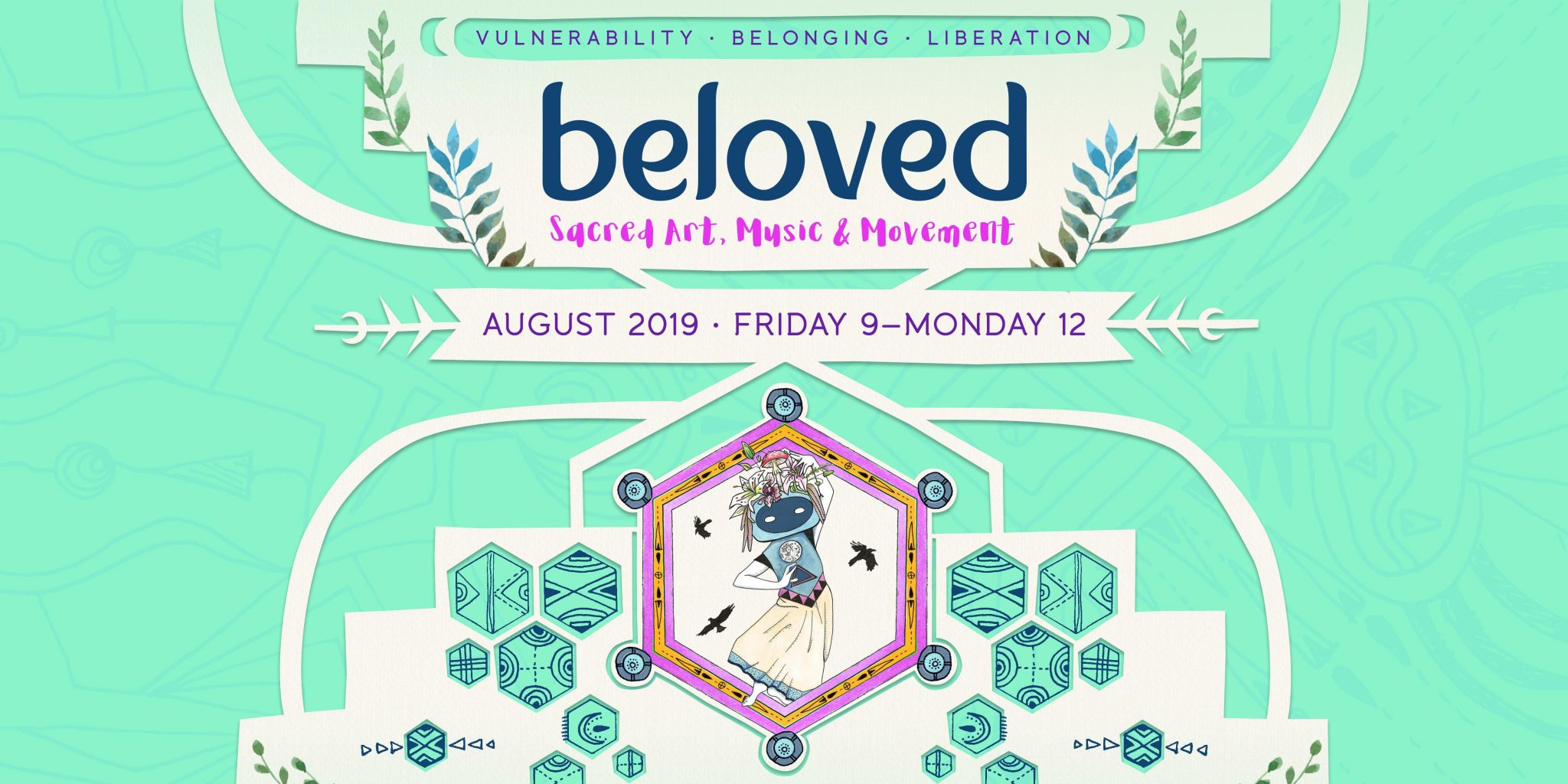 Beloved 2019: Sacred Art, Music & Movement