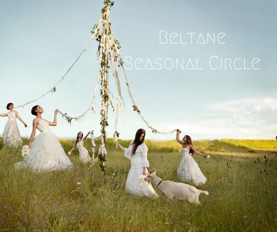 Women's Beltane Seasonal Circle