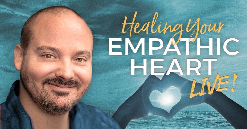 Matt Kahn Live: Healing Your Empathic Heart Workshop < Head + Heart