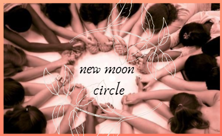 New Moon Circle with Leah Glanz