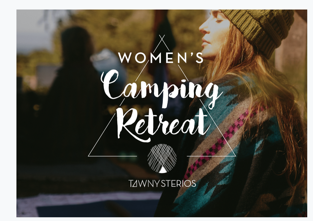 Women's Fall Camping Retreat- in Big Sur California