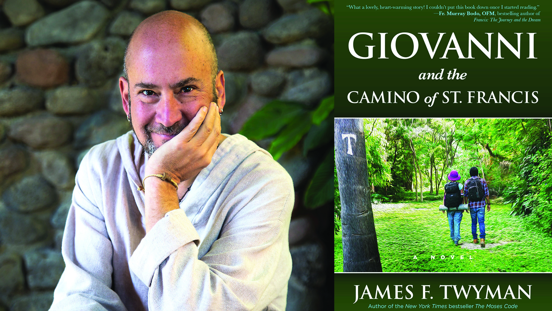 James Twyman -The Camino of St. Francis
