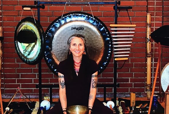Sound Healing Journey With Viola Rose At Anuloma Yoga Studio < Head + Heart