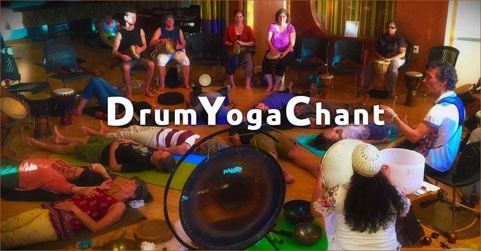 DrumYogaChant Community Circle