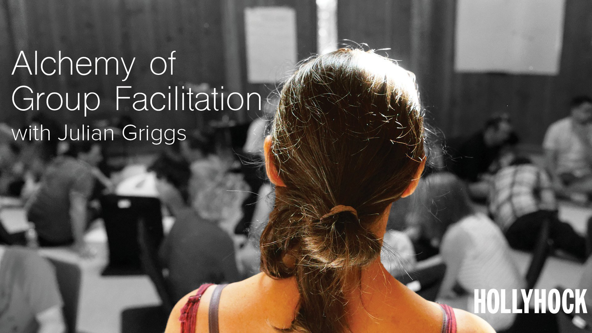 Alchemy of Group Facilitation at Hollyhock Vancouver