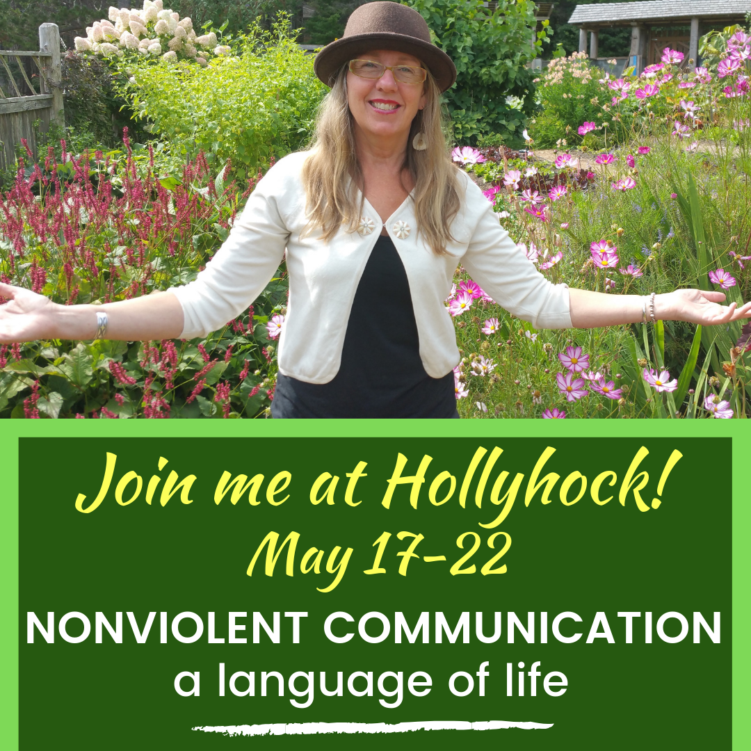 Nonviolent Communication: A Language Of Life at Hollyhock