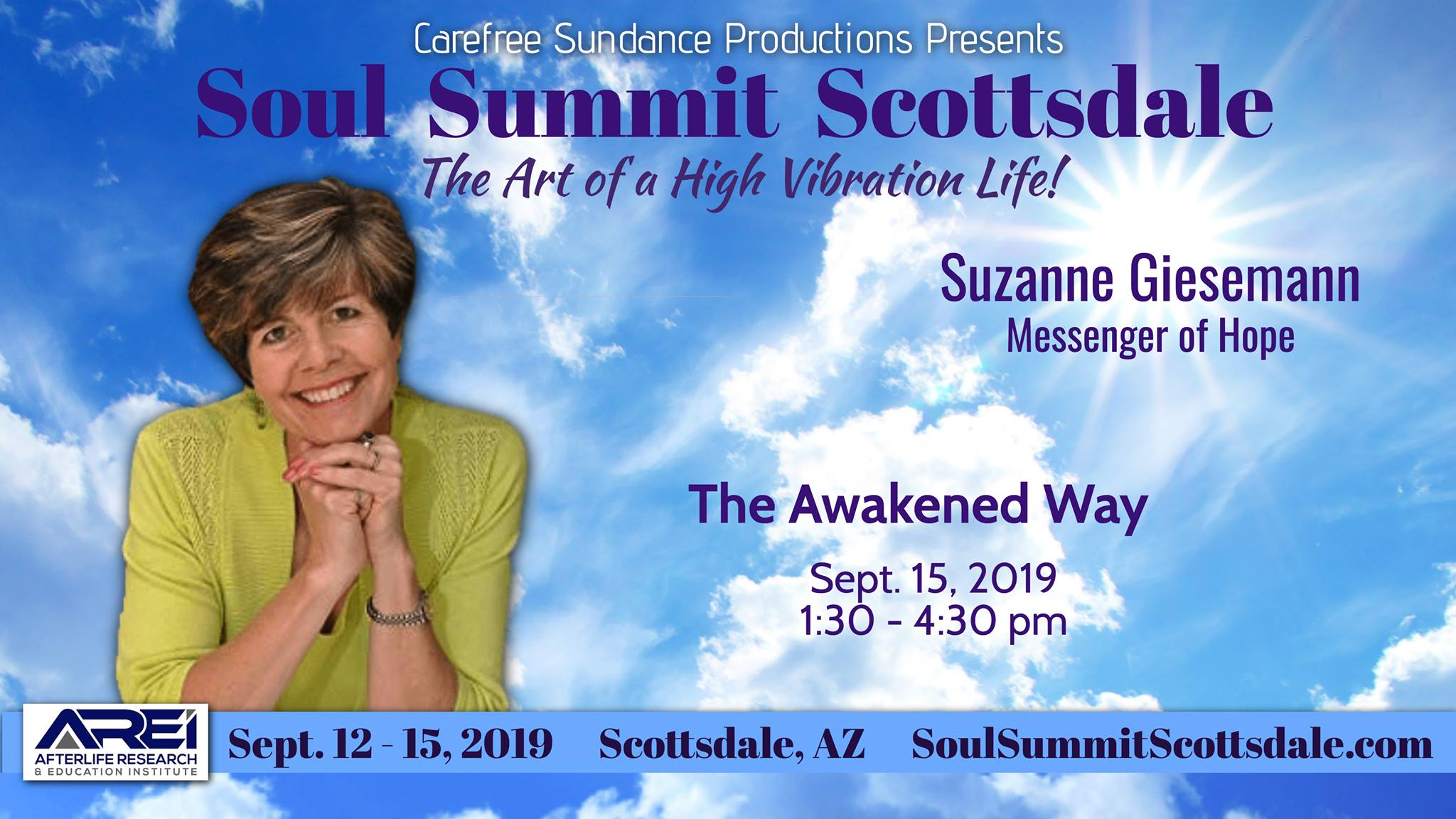 Suzanne Giesemann Presents: The Awakened Way