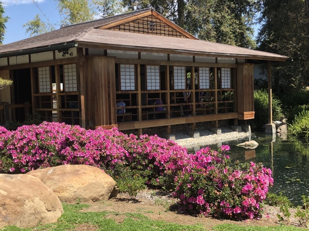 Japanese Garden Healing Retreat