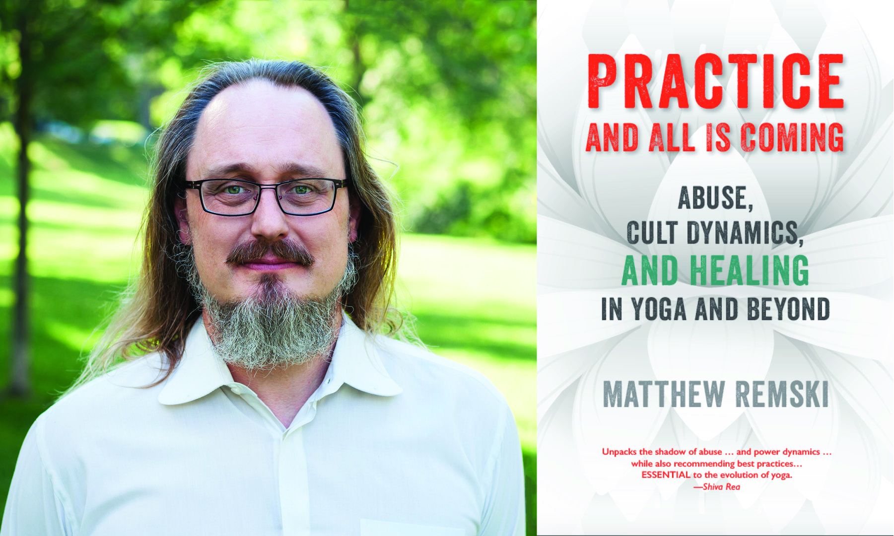 Cult Dynamics and Healing in Yoga & Beyond with Matthew Remski