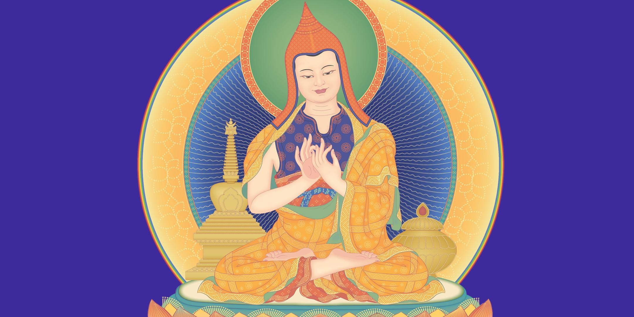 The Path to Enlightenment - a Lamrim Meditation Retreat with Kadampa Meditation Center Washington // Head + Heart