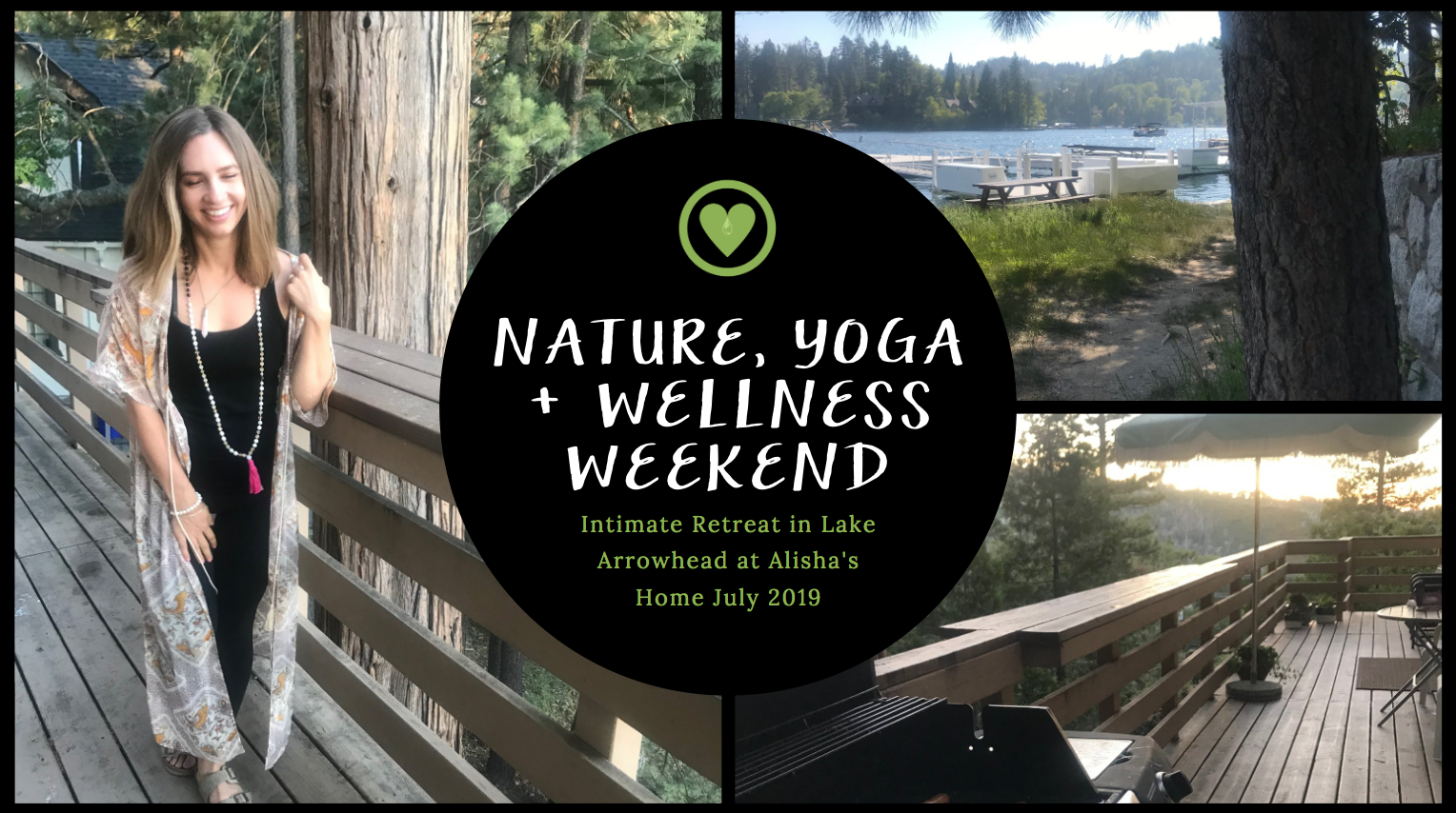 Nature, Yoga and Wellness Retreat with Alisha Leytem