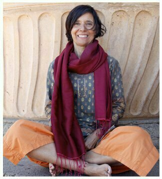 Sacred Evolution: Yoga and Meditation with Charu Rachlis < Head + Heart
