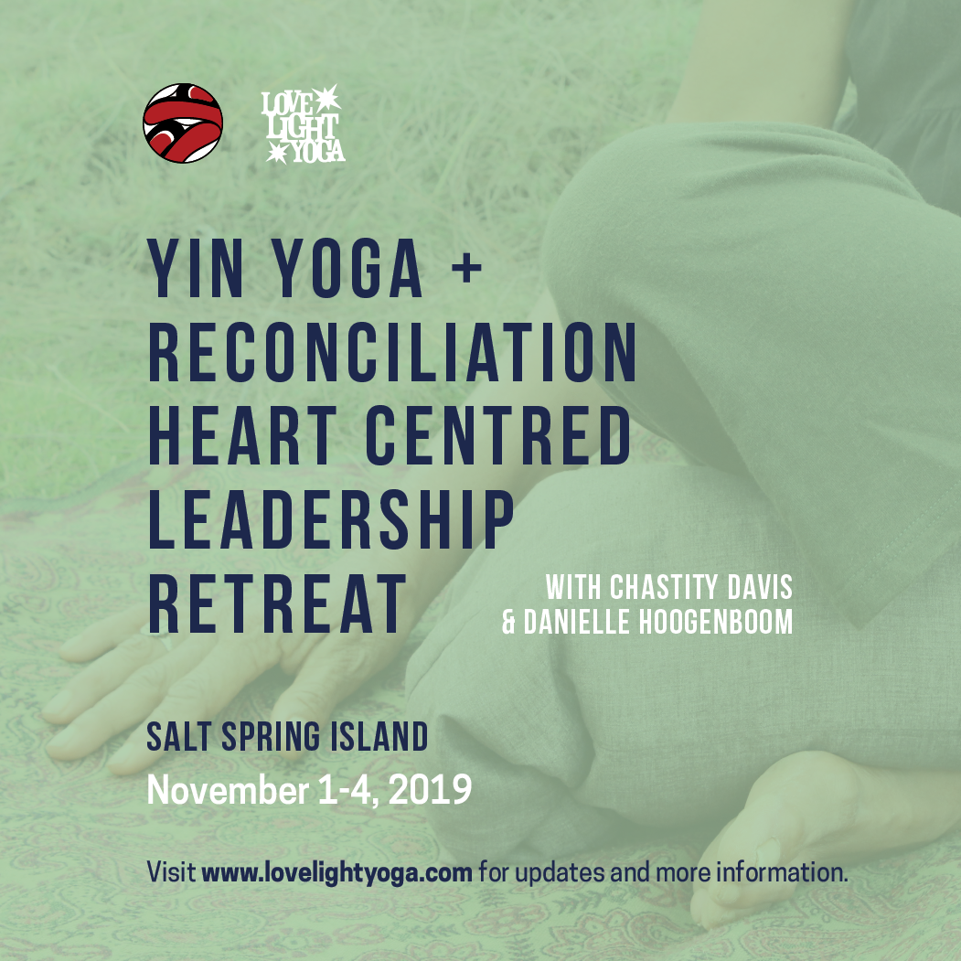Yin & Reconciliation Heart Centred Leadership Retreat // Head + Heart
