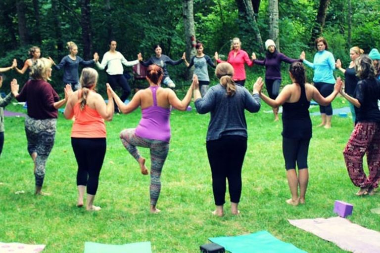 Back to Nature Women's Yoga Retreat with Autumn Adams < Head + Heart