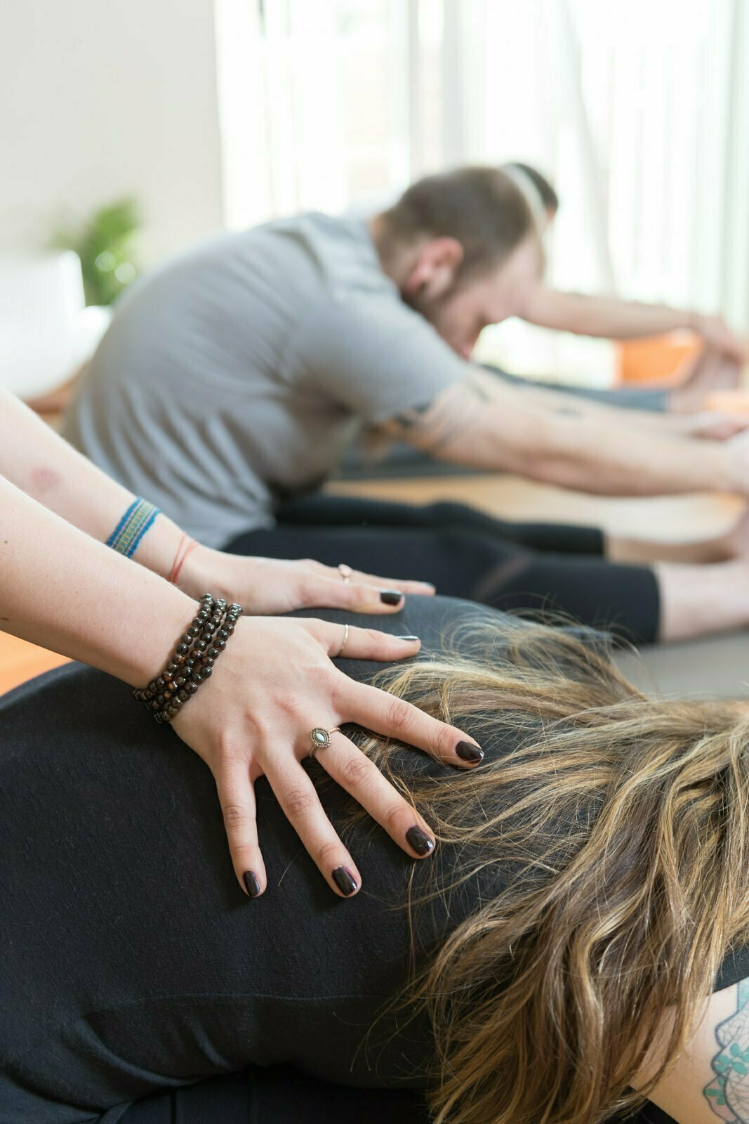 Deepening into Yin Yoga with Amber West