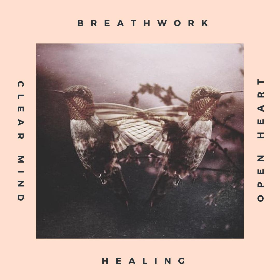 Choosing the Heart: A Breathwork Healing Workshop