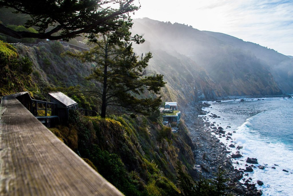 Esalen | Five-day Workshop with Loch Kelly & Anna-Lisa Adelberg