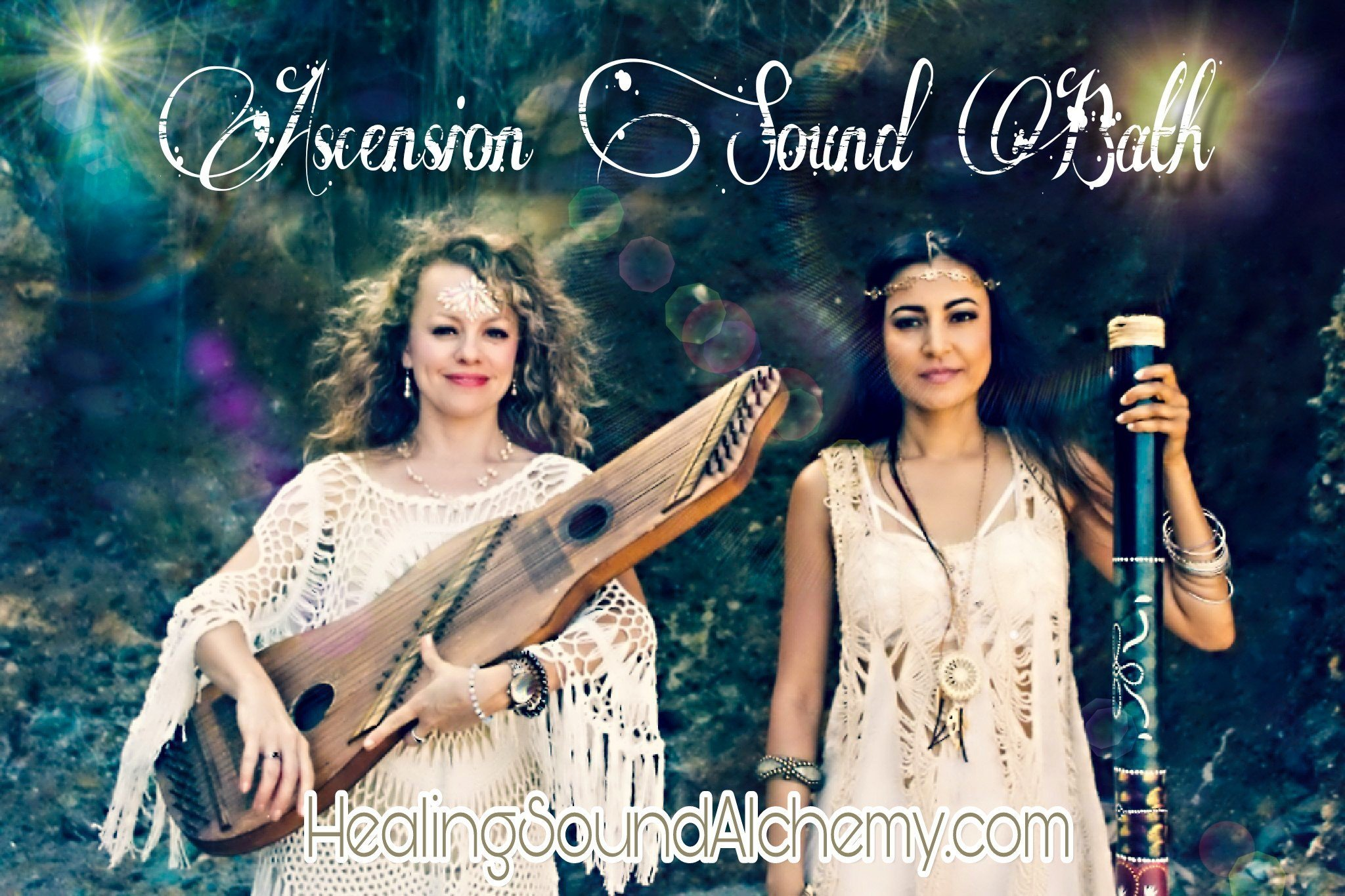 Ascension Sound Bath with Healing Sound Alchemy