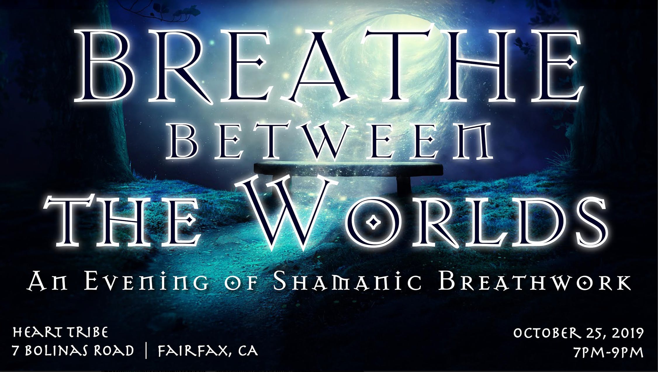 Shamanic Breathwork with Jasin Deegan in San Francisco // Head + Heart